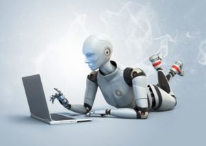 Roboter nehmen Arbeit weg