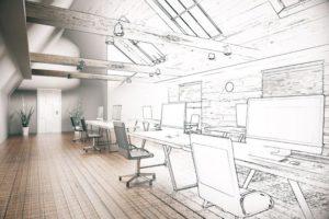 individuelle Büroeinrichtung